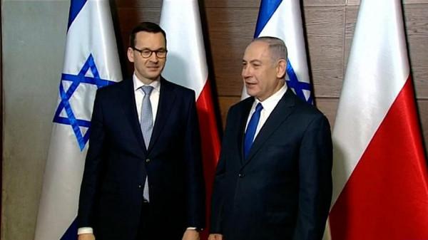 """بولندا تستدعي سفيرة إسرائيل بعد """"البصق"""" على سفيرها"""