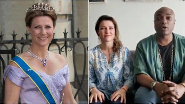 أميرة النرويج تظهر لأول مرة مع حبيبها الأسمر بعد طلاقها منذ 3 سنوات