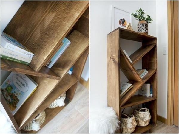 10 أفكار لتصميم رفوف عصرية لغرفة المكتب