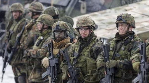 """""""التوتر"""" يربك العمليات العسكرية الألمانية في العراق"""