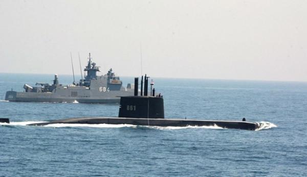 الجيش المصري يتسلح بغواصات جديدة لحماية المياه الإقليمية في البحر المتوسط والأحمر