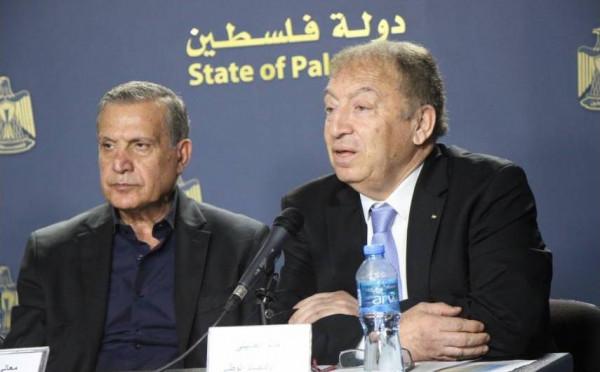 العسيلي وسفير تونس يبحثان سبل تعزيز العلاقات الاقتصادية