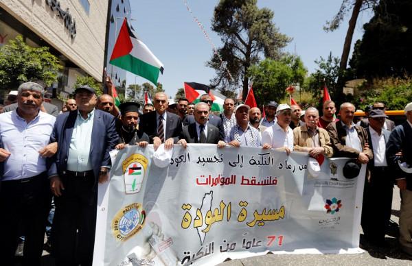 أبو هولي: مشروع الاحتلال للدولة ذات الحدود المؤقتة لن يمر