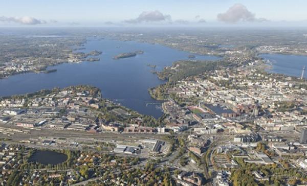 مدينة تامبيري: مسابقة دولية للأفكار في مدينة فنلندية ساحرة على ضفاف البحيرة