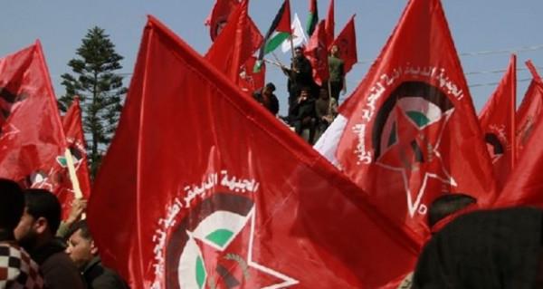 """""""الديمقراطية"""" بذكرى النكبة: يجب العمل على تصويب وتصحيح العلاقات داخل منظمة التحرير"""