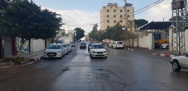 تَعرّف على حركة المرور في شوارع قطاع غزة اليوم الخميس