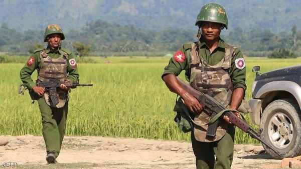 """""""تحالف الروهنغيا"""" يرحب بدعوة الأمم المتحدة لمقاطعة جيش ميانمار"""