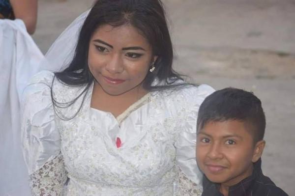 زفاف امرأة وطفل بالمكسيك يُخفي سراً مأساوياً