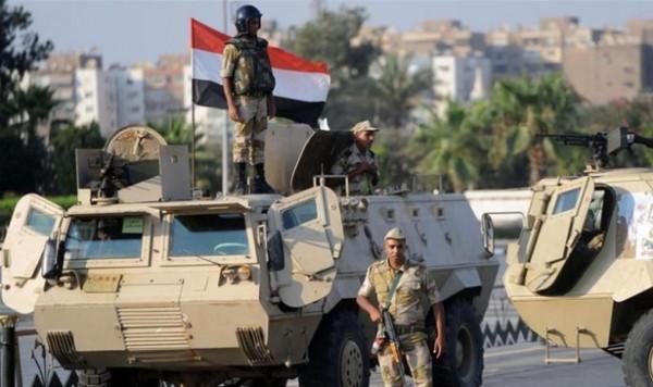مقتل 47 شخصًا و5 عسكريين في سيناء