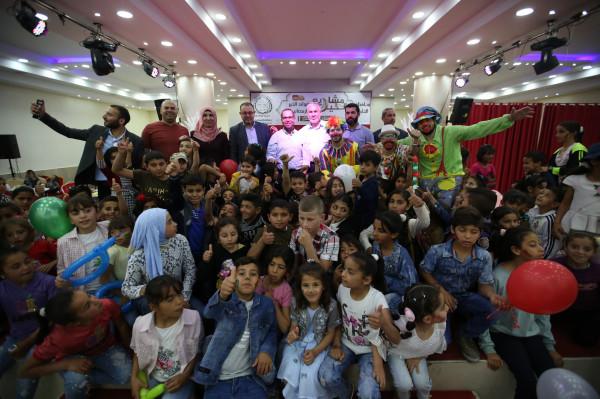 حصاد جمعية الإغاثة في العشر الأوائل من رمضان المبارك