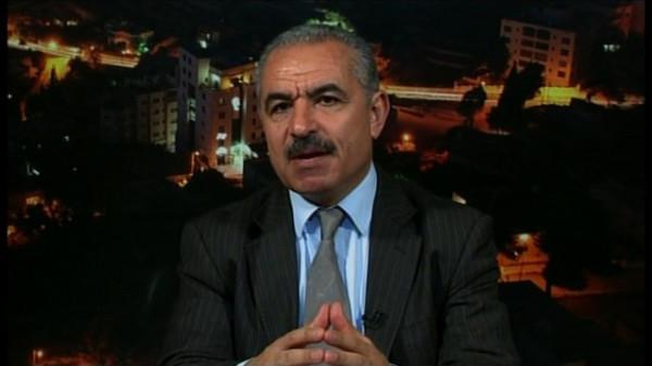 اشتية: نُطالب بإيجاد آلية للتدقيق المالي مع إسرائيل لوقف سياسة السرقة