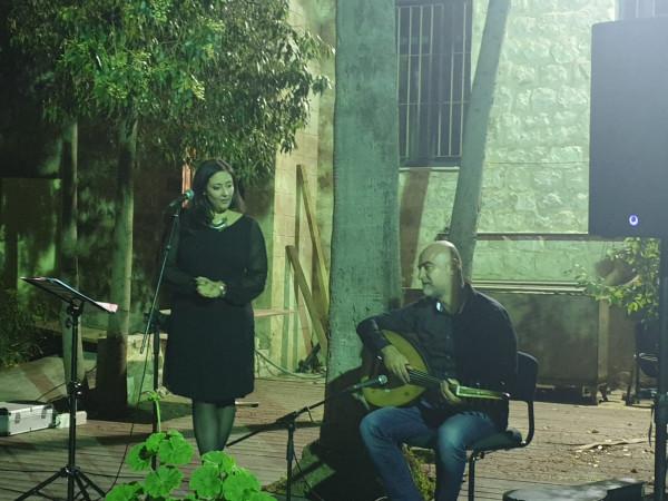 مركز الكرمل يحيي ذكرى النكبة بأمسية فنية ثقافية