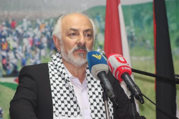 لجنة دعم المقاومة في فلسطين تحيي يوم النكبة (العودة) بمخيم البص