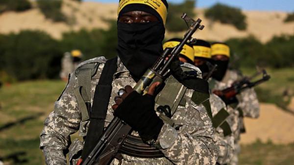 جيش العاصفة: الانقسام يشكل مصدر هدم لآمال وتطلعات الشعب الفلسطيني