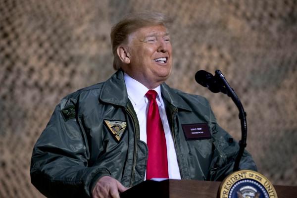 ترامب يعلق على أنباء قرب اندلاع حرب مع إيران