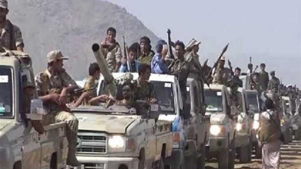 القوات اليمنية تستعيد منطقة استراتيجية من الحوثيين في الضالع