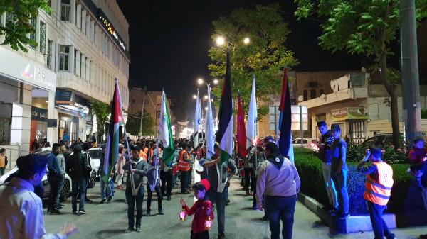 خليل الرحمن الكشفية تشارك بفعالية أهلا رمضان للسنة الثانية على التوالي