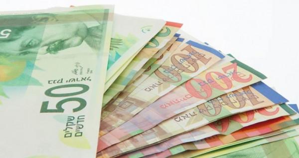 أسعار صرف العملات مقابل الشيكل اليوم الأحد