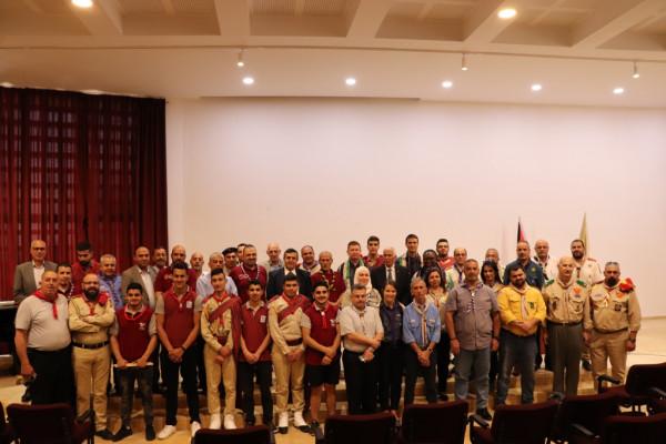 أكاديمية رونزا تتسيد بطولة صالة بلدية الخليل الرياضية الرمضانية