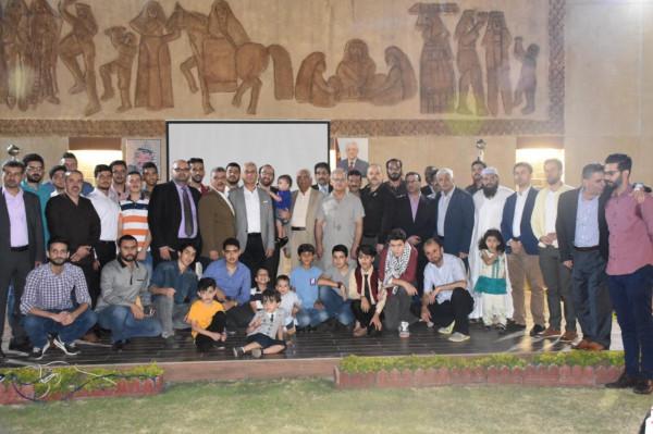 سفارة دولة فلسطين لدى باكستان تحيي الذكرى 71 للنكبة