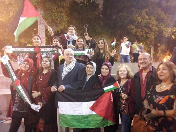 سفارة دولة فلسطين لدى البيرو تحيي الذكرى الـ71 للنكبة