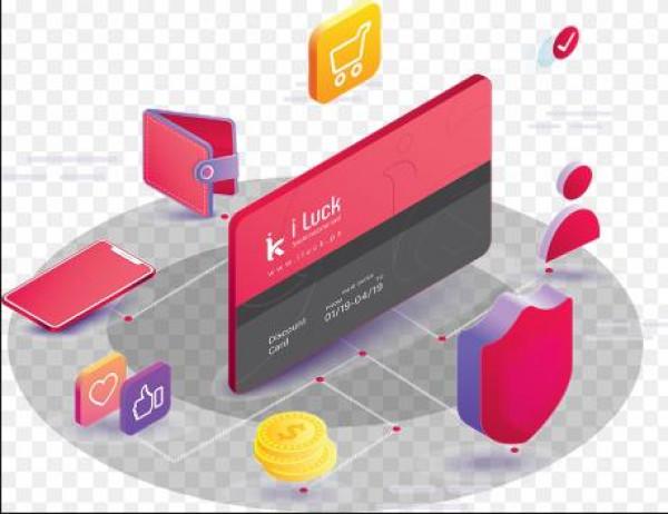 بطاقة (i luck) فرصة عمل  للعاطلين وحبل نجاة لأصحاب المحلات