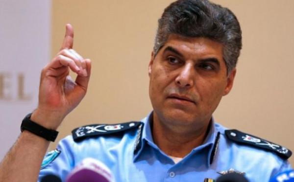 اللواء عطا الله: أساس نجاح العمل الشرطي هو ثقة المواطن بالشرطة