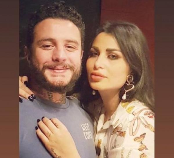 """زوجة أحمد الفيشاوي تستغيث من """"الورم"""" وتخشى فراق أبنائها"""