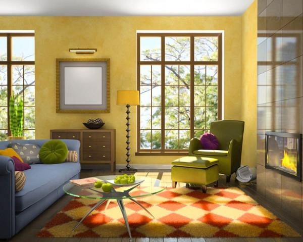 5 أفكار لتخصيص جدران المنزل بصبغة عصرية