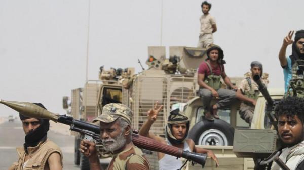 المقاومة ولواء الصاعقة يصدان هجوما للحوثيين في باجة غرب الضالع