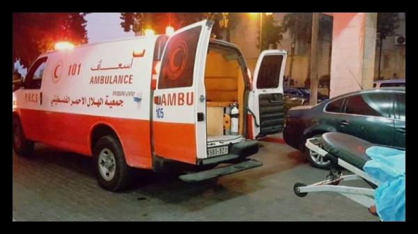 كان متوجها لعمله.. وفاة مواطن بحادث سير شرق قلقيلية