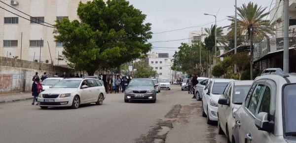 تَعرّف على حركة المرور في شوارع قطاع غزة اليوم الثلاثاء