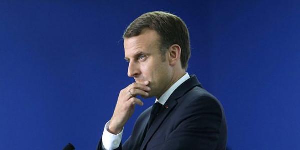 """الرئيس الفرنسي يُحذر من """"مؤامرة"""" لتفكيك أوروبا"""
