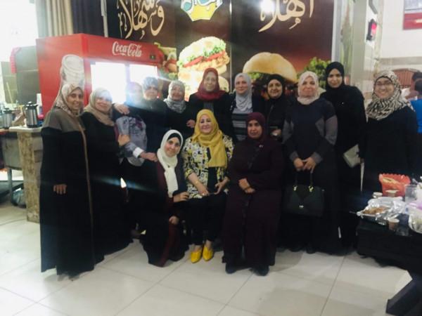 اتحاد لجان المرأة للعمل الاجتماعي ينظم إفطارا للأطفال من ذوي الإعاقة بقلقيلية