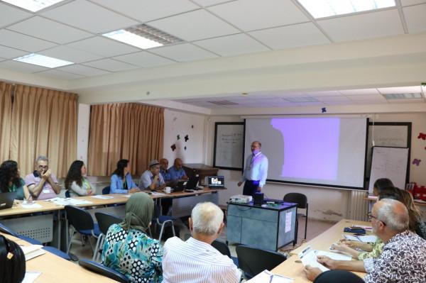 """""""الثقافي البريطاني"""" ينظم لقاءً في جامعة بيت لحم لأصحاب مشاريع حفظ التراث"""