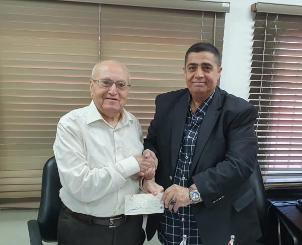 """اللجنة القطرية لدعم القدس توقع اتفاقية تعاون مشترك مع """"المقاصد"""" و""""الهلال الأحمر"""""""