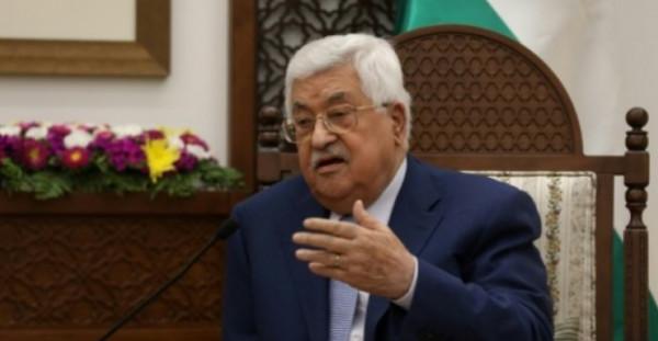 الرئيس عباس يستقبل السفراء العرب المعتمدين لدى قطر