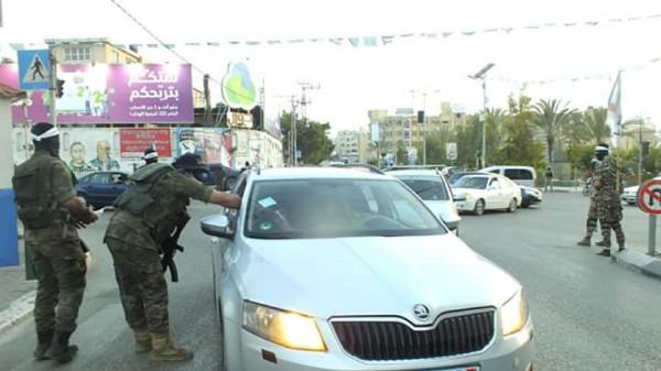 حماة الأقصى تُنظم حملة إفطار الصائم للسائقين والمارة بغزة