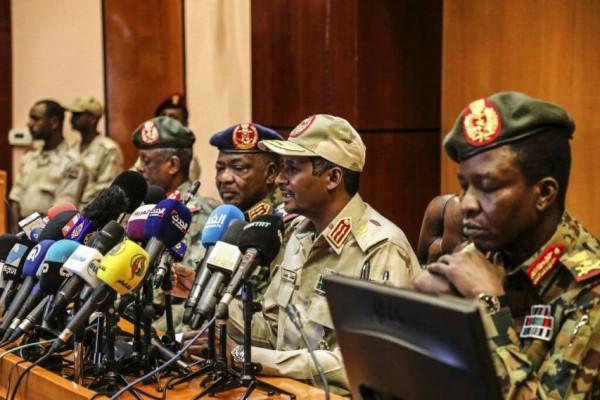 المجلس العسكري بالسودان: الخلاف قائم بين الجيش وقوى إعلان الحرية والتغيير