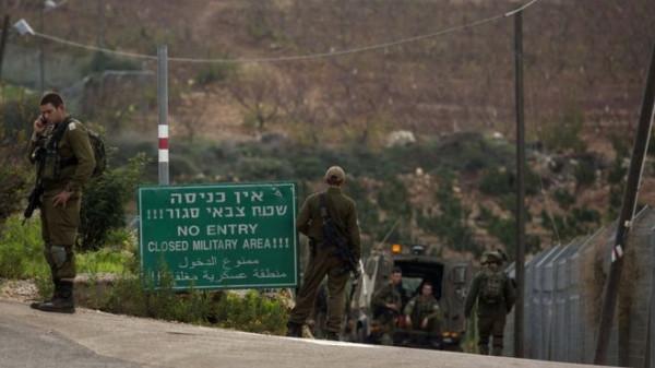 الجيش الإسرائيلي يُجري حفريات على الحدود مع لبنان