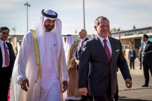 العاهل الأردني يتوجه إلى الإمارات لعقد مباحثات مع ولي عهد أبو ظبي