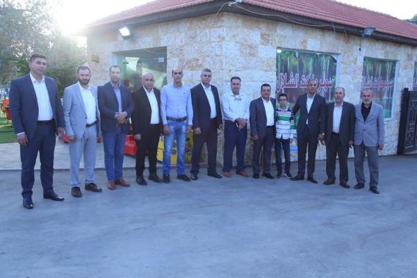 الغرفة التجارية تنظم إفطاراً جماعياً لرجال الأعمال في محافظة سلفيت