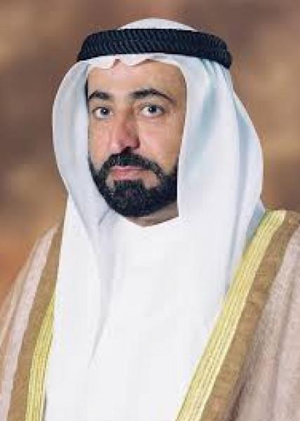 حاكم الشارقة يستقبل أبطال دوري الخليج العربي لكرة القدم