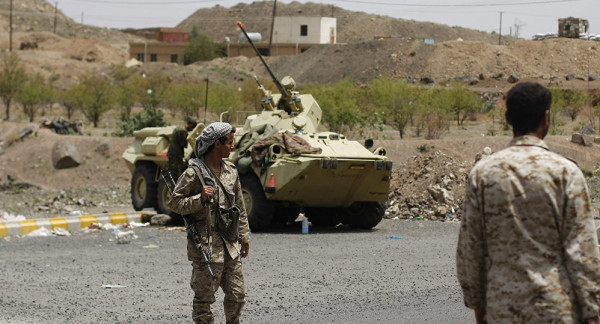 مقتل قيادي حوثي بالضالع وقوات الحزام تحرز تقدما بالمحافظة