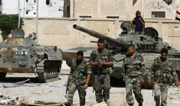 الجيش السوري يقضي على نحو 150 مسلحا لـ(جبهة النصرة) جنوب إدلب