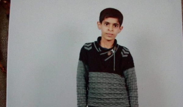 الطفل محمد ضهير يحتاج زراعة رئتين.. ويُناشد الرئيس لإنقاذ حياته