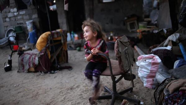 ثلثا الأسر الفلسطينية في غزة تُعاني من انعدام الأمن الغذائي
