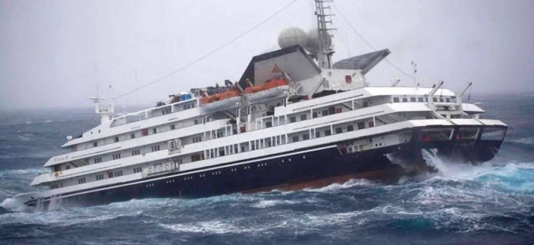لأول مرة في التاريخ.. سفينة بدون طاقم تعبر المحيط الأطلنطي