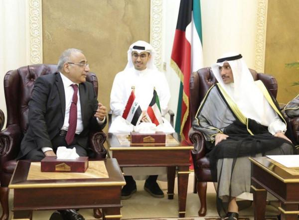 رئيس الوزراء العراقي: العلاقات مع الكويت تشهد تطوراً نوعياً