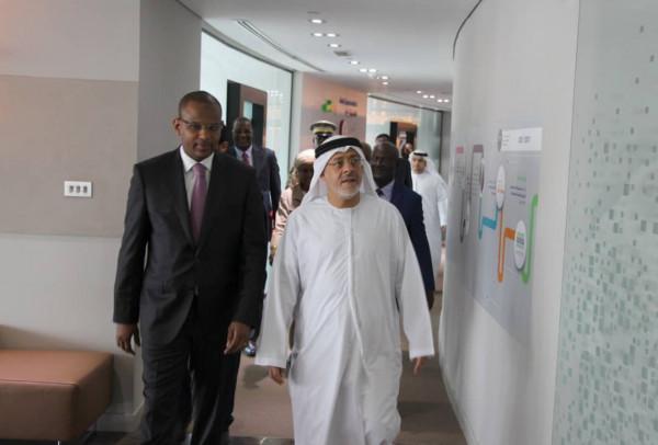 رئيس وزراء جمهورية مالي يطلع على تجربة صندوق خليفة بمجال ريادة الأعمال